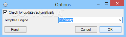 Download Velocity Template Editor 1 14 11 2