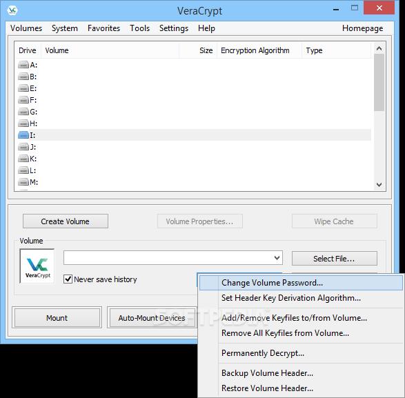 veracrypt portable