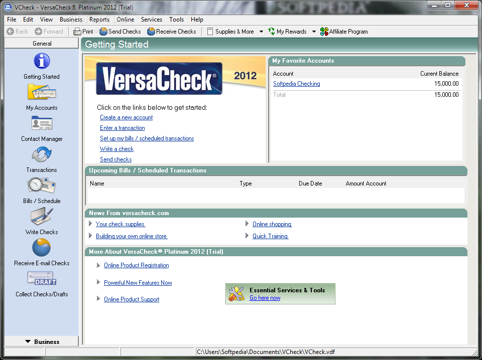 Image Result For Versa Business Check Paper