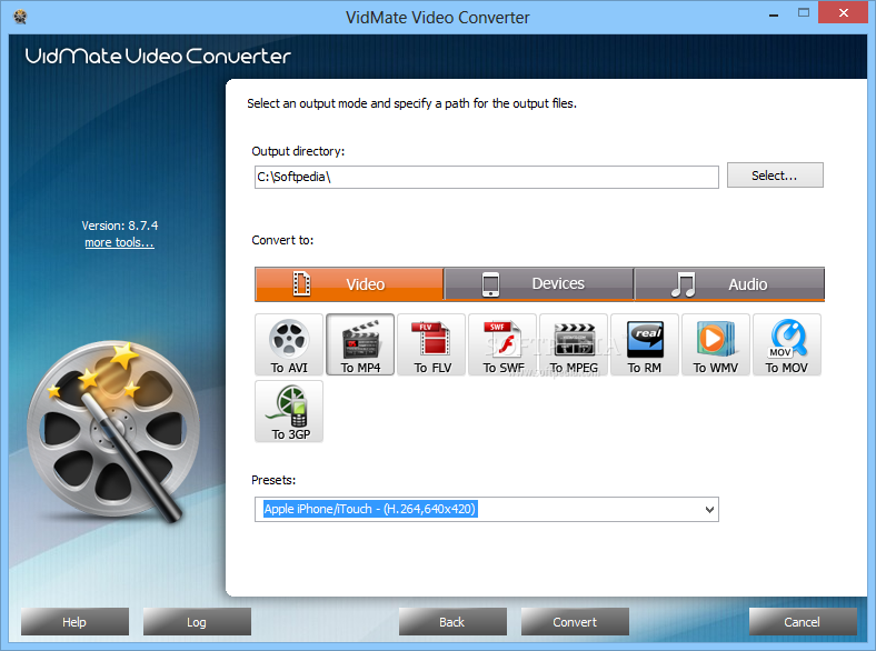 vidmate exe download for windows 7