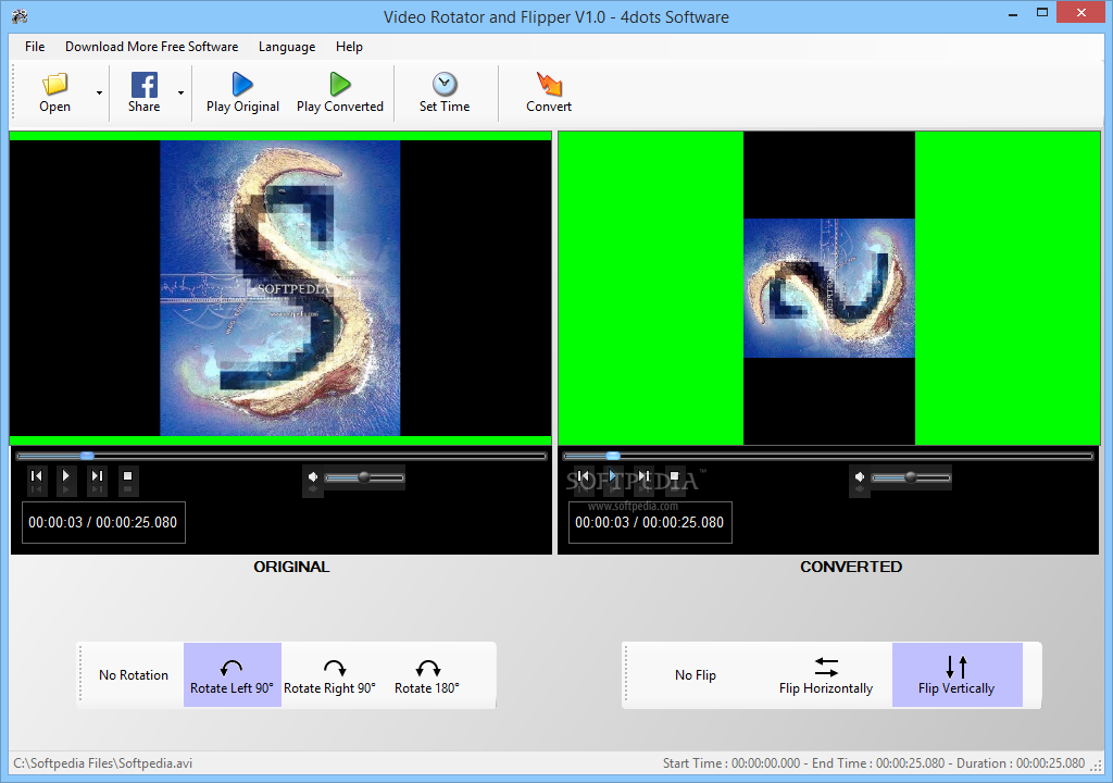Download video rotator and flipper 20 ccuart Image collections
