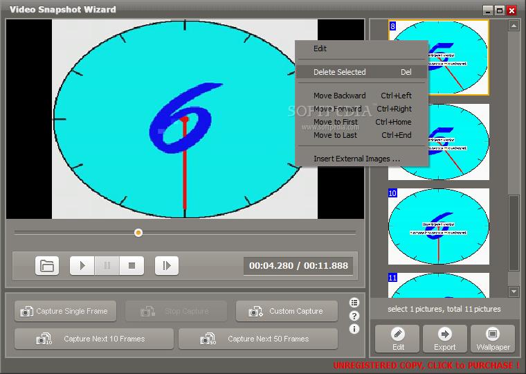 video snapshot wizard 3.2 keygen download