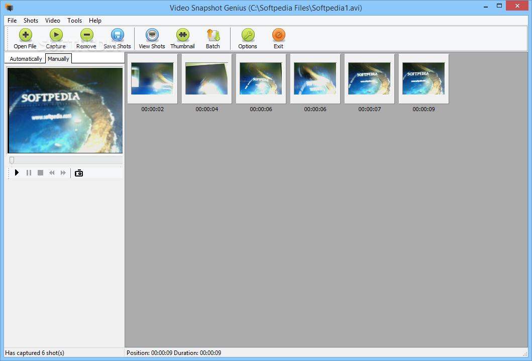 Download Video Snapshots Genius 3 0 1