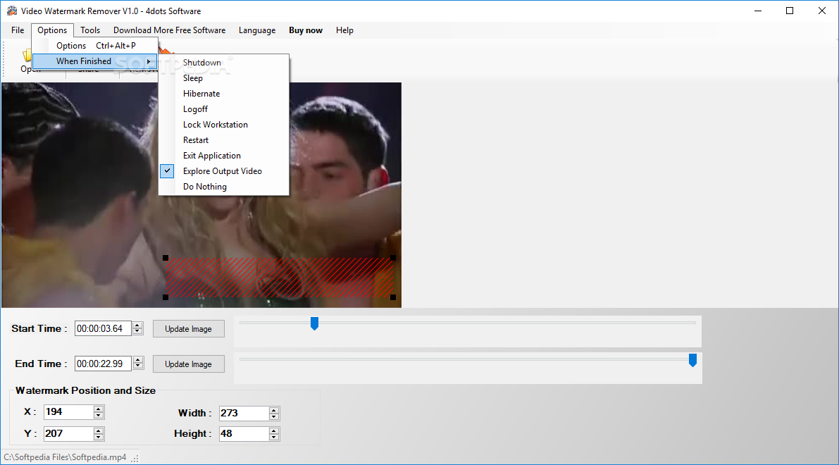 Download Video Watermark Remover 3 7
