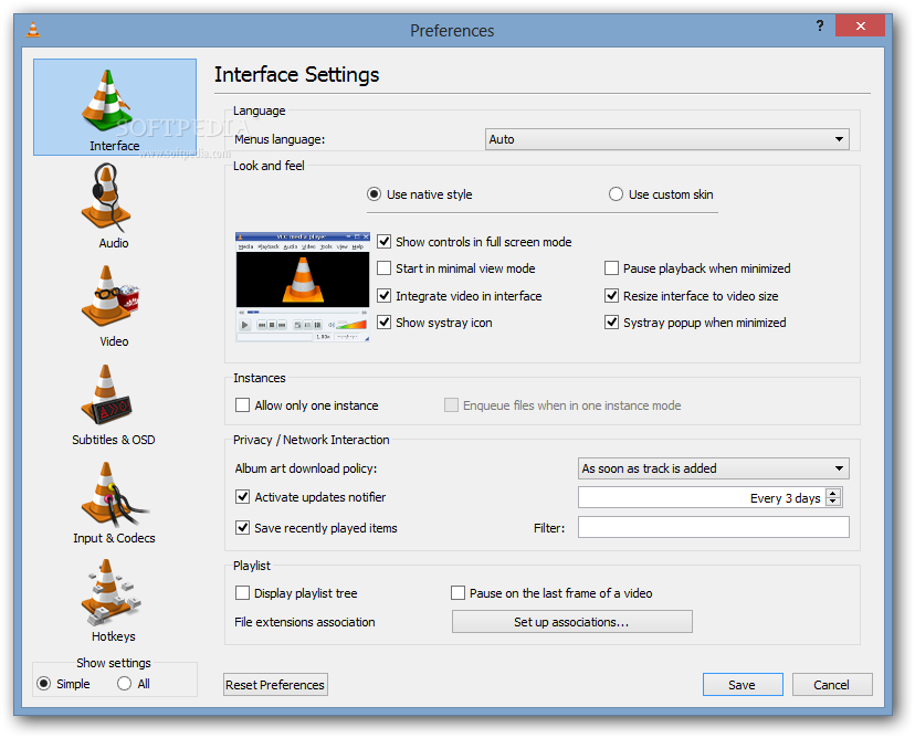 latest version of vlc media player 2012 free