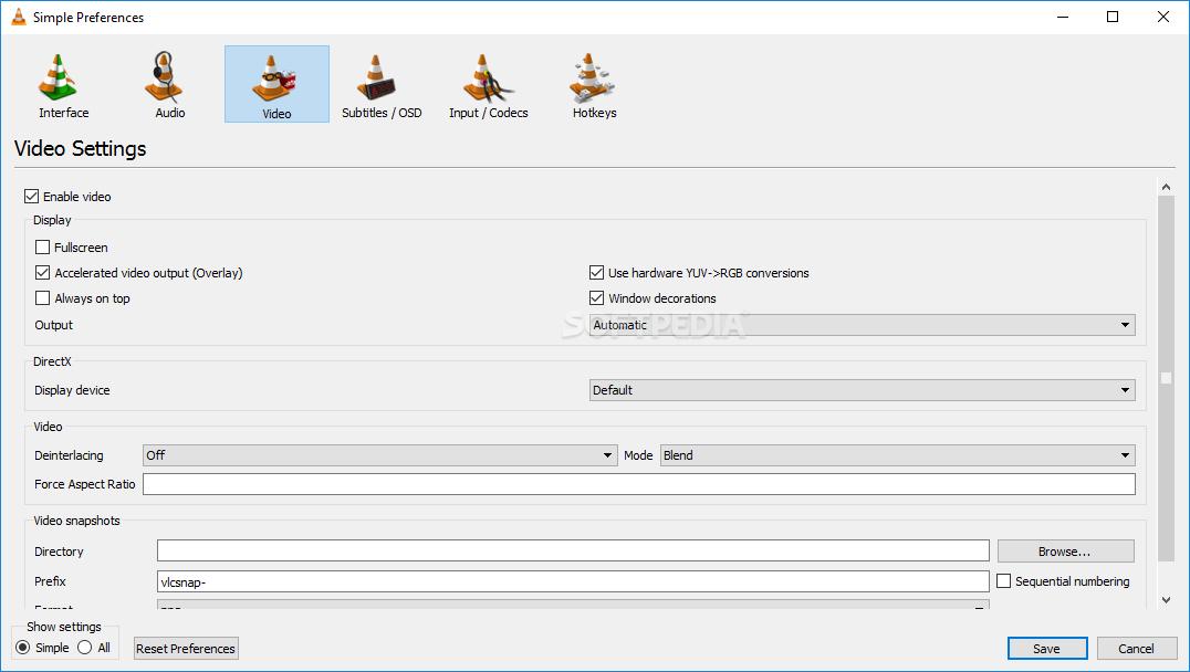 VLC 3.0.3 BITS TÉLÉCHARGER 64