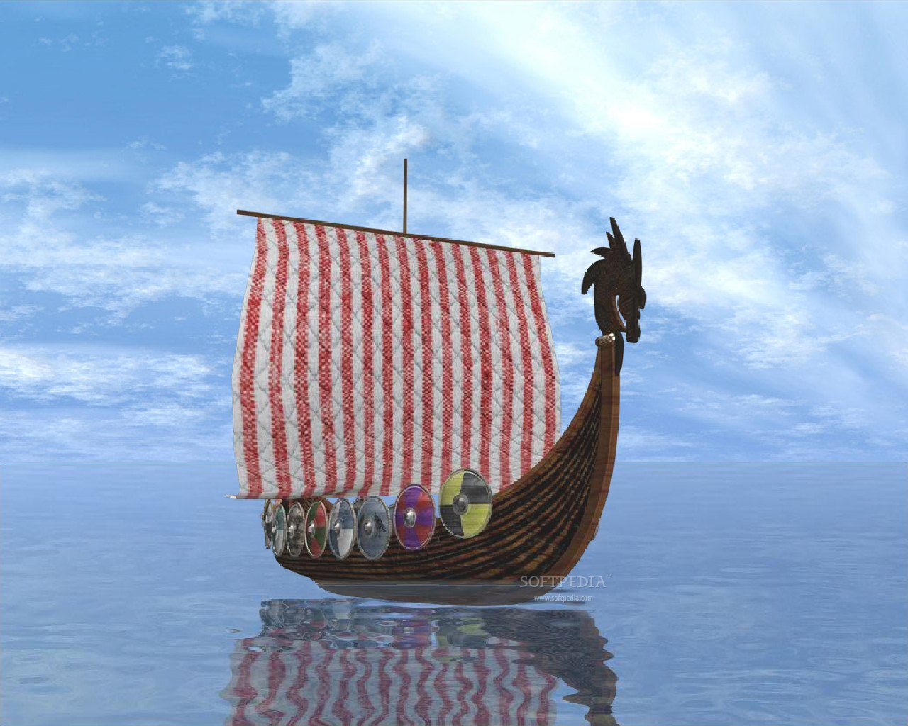 Viking Boats Pictures Viking Boat Animated