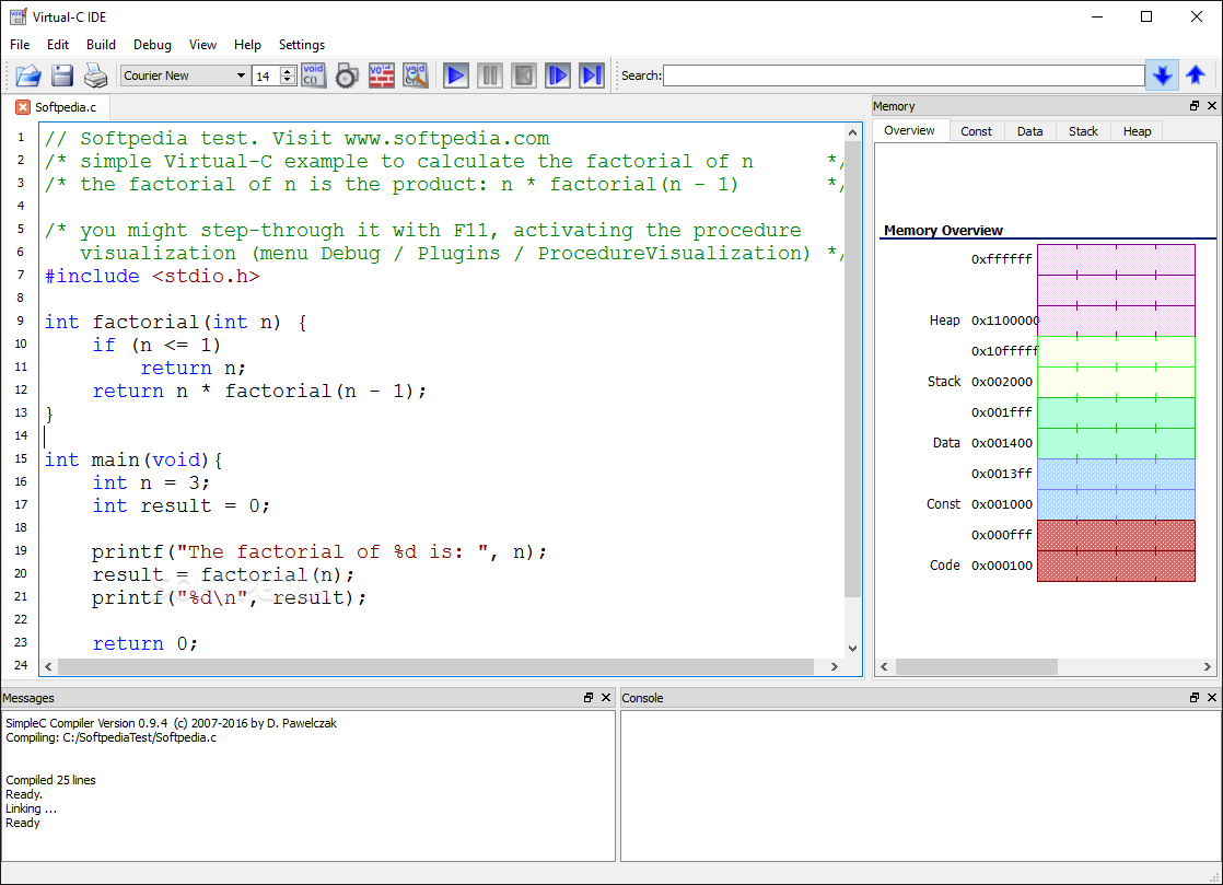 Virtual C Ide Download