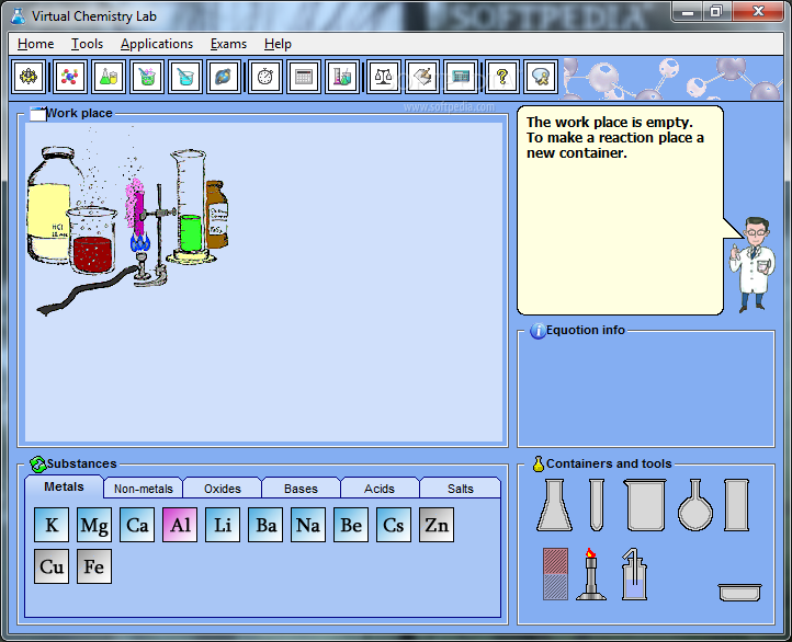 Download Virtual Chemistry Lab 2 0