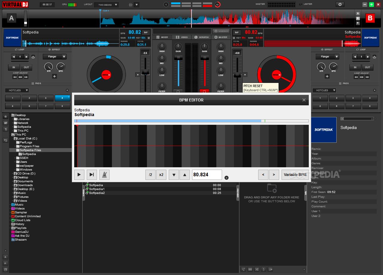 Download Virtual DJ 2018 Build 5186