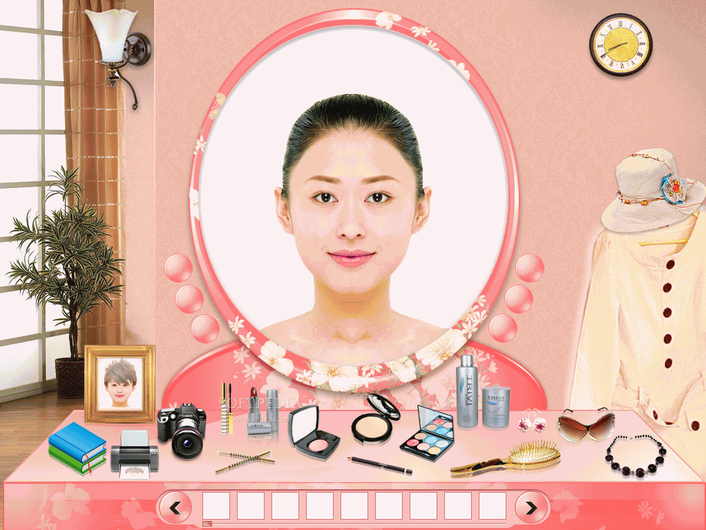 Free Online Virtual Makeover