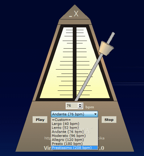 Download Virtual Metronome 2 0