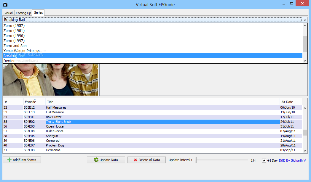 Download Virtual Soft EPGuides 1.0.1
