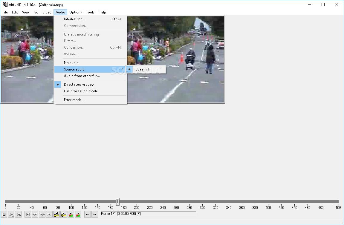 virtualdub 1.8.6