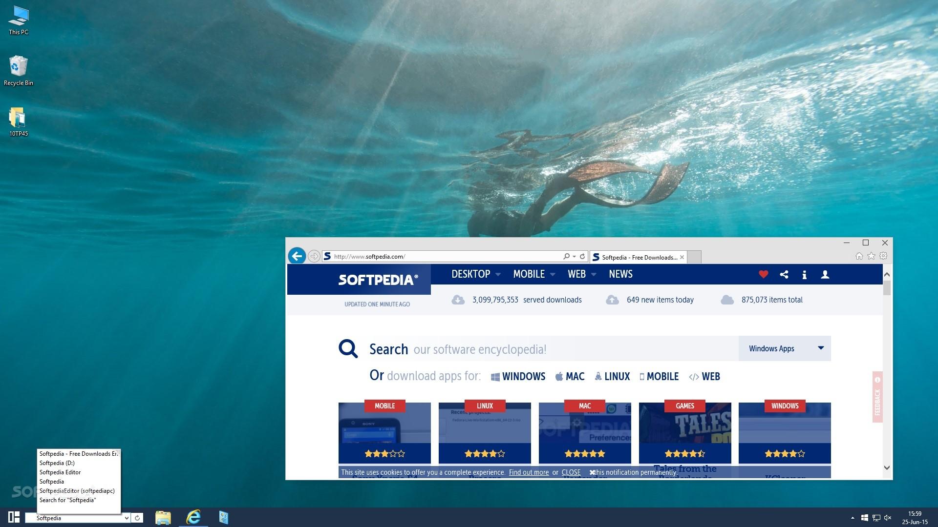 Download Windows 10 Transformation Pack 7 0