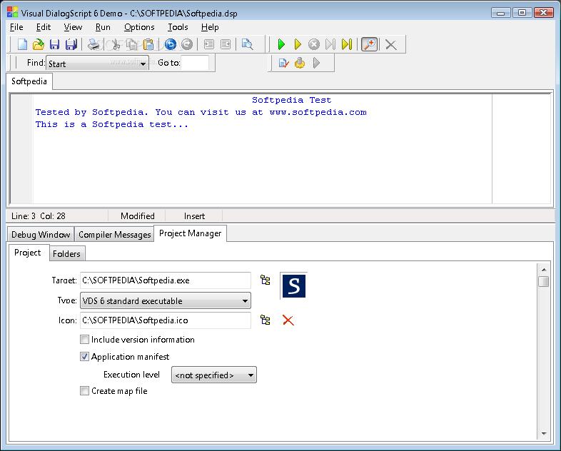 Download Visual DialogScript 6 0
