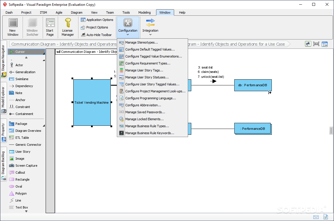 Download Visual Paradigm Enterprise Edition Portable 152 Build 20181133 Create Timing Diagram In The Tab One Can Easily A