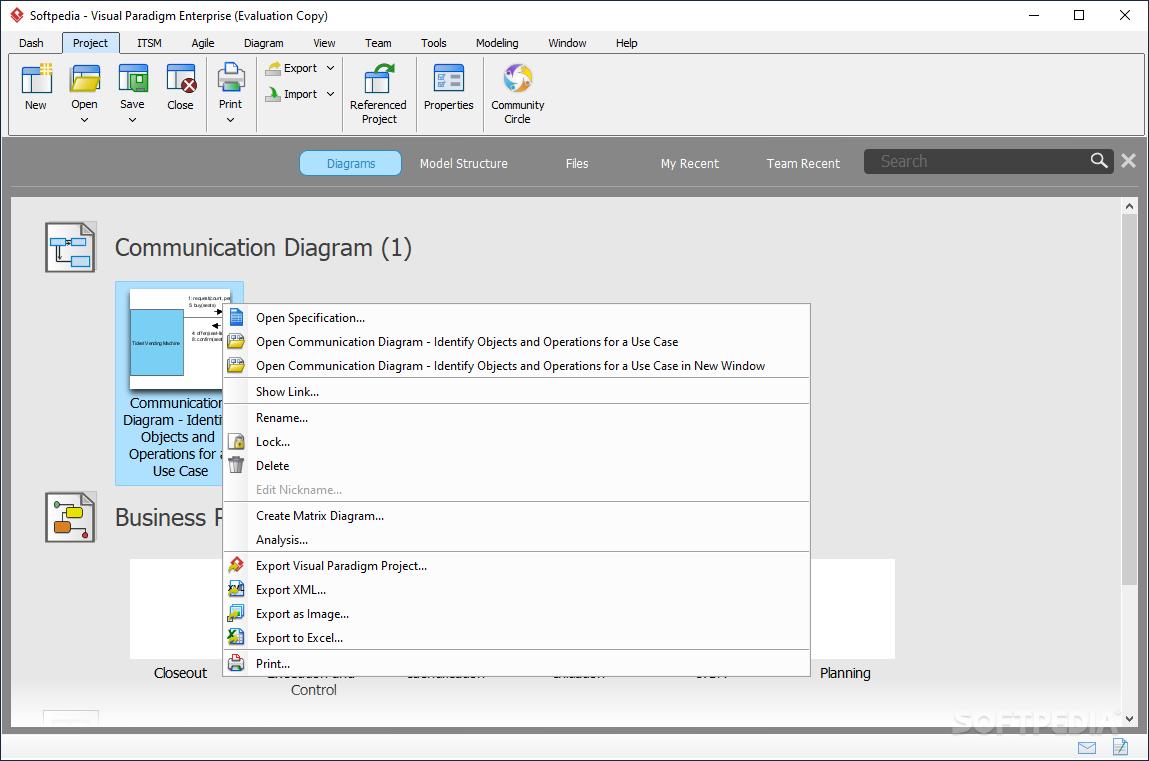 Download Visual Paradigm For Uml (standard Edition For Mac