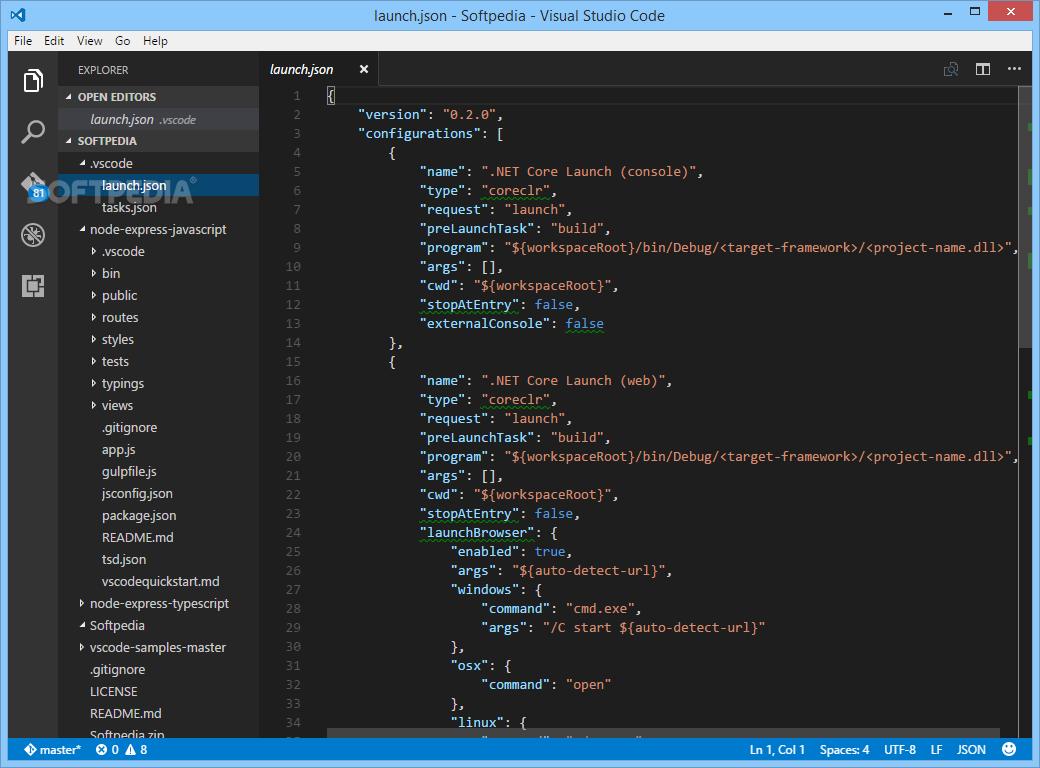 Download Visual Studio Code Portable 1 38 0