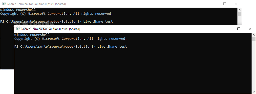 Download Visual Studio Live Share 1 0 657 for VS / 1 0 657 for VSCode