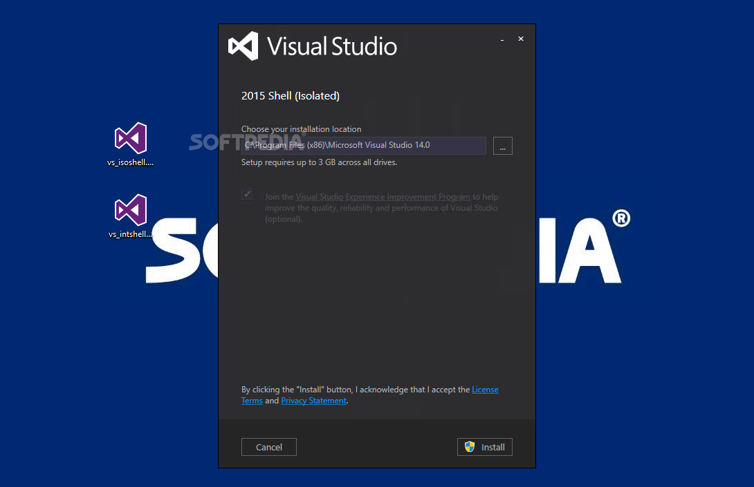 visual studio 2015 full version free download with crack