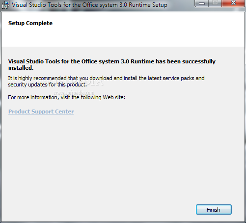 microsoft office developer tools for visual studio 2012 free download