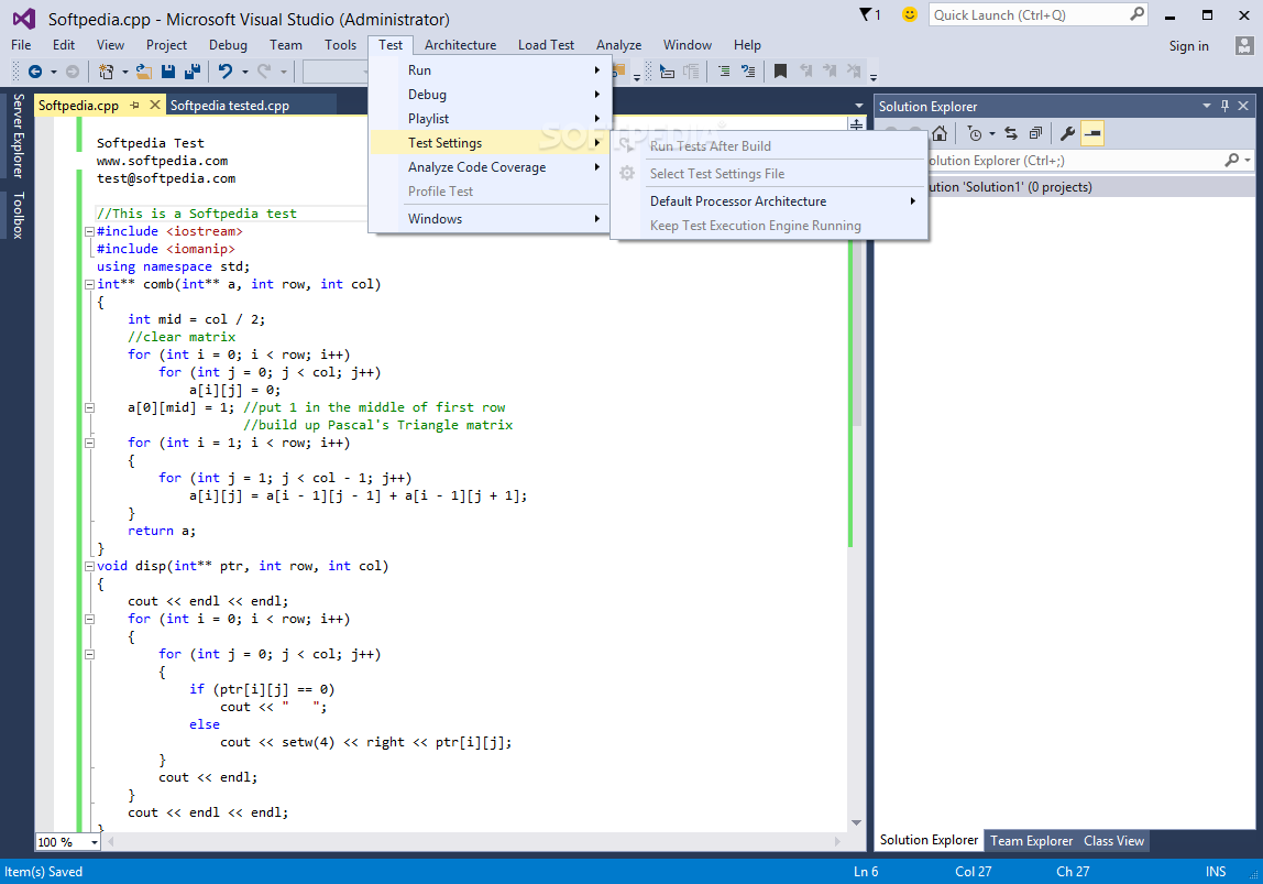 the advantage of using visual studio by microsoft Microsoft action pack is an annual subscription from microsoft for microsoft partners, and one of the advertised benefits is three visual studio professional licenses.