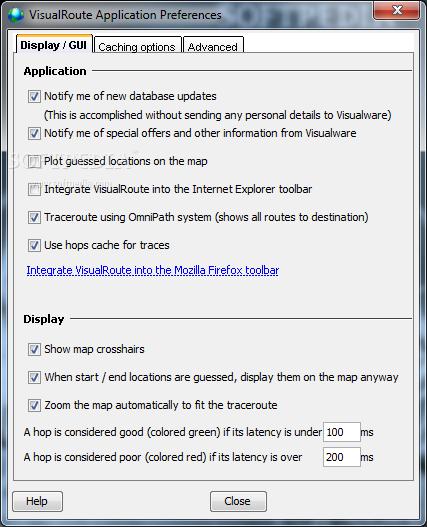 Download VisualRoute 2010 14 0l Build 5126