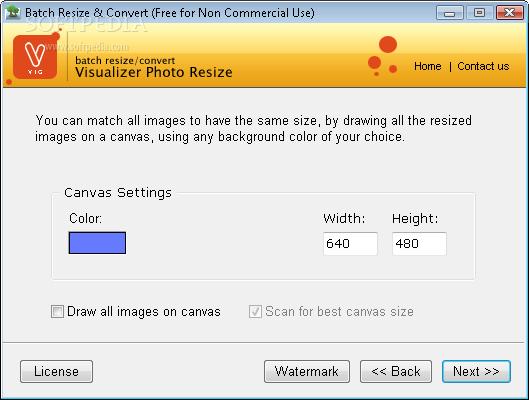 Download Visualizer Photo Resize 6 1