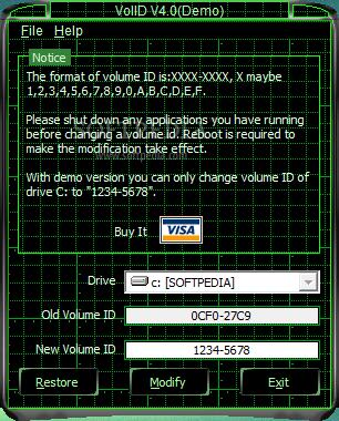 Download VolID 4 0 2