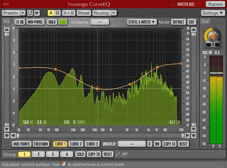 Download Voxengo CurveEQ 3 7