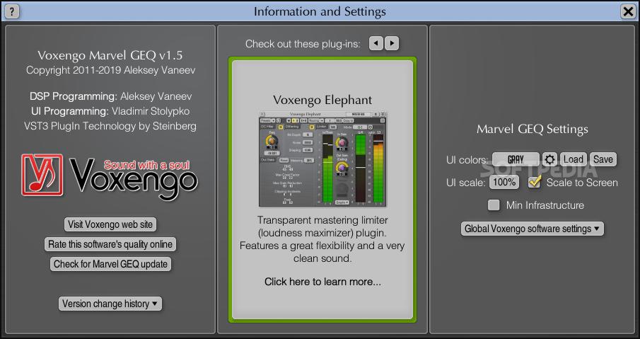Download Voxengo Marvel GEQ 1 6
