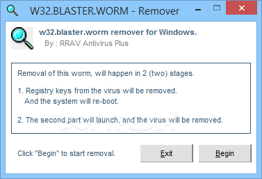 the blaster worm