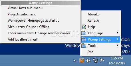 Download WampServer 3 0 0 / 3 1 9 Update
