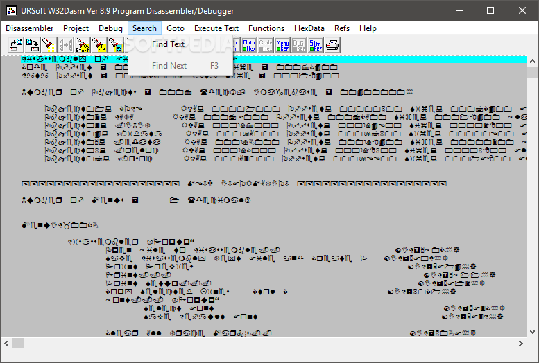 logiciel windasm