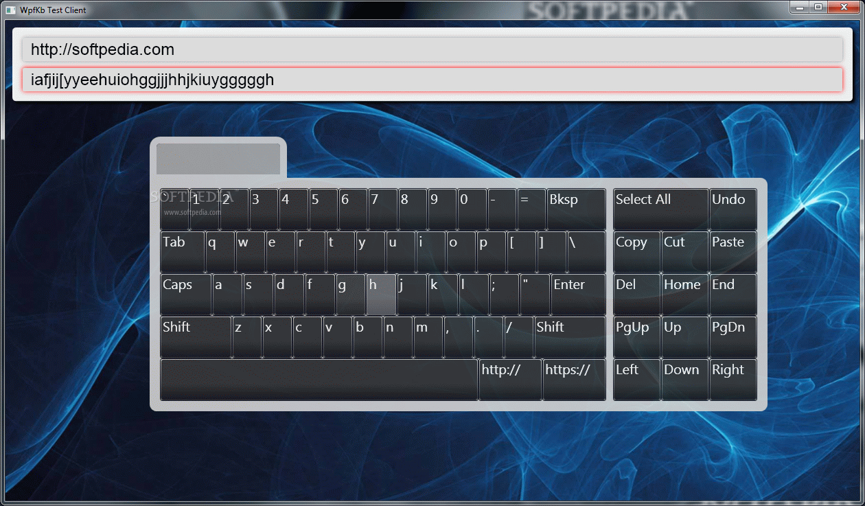 Download Wpf Touch Screen Keyboard 0 1 0 0