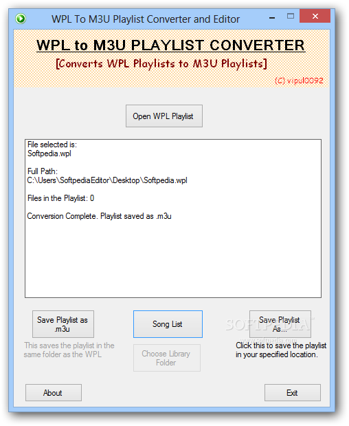 what is wpl and m3u