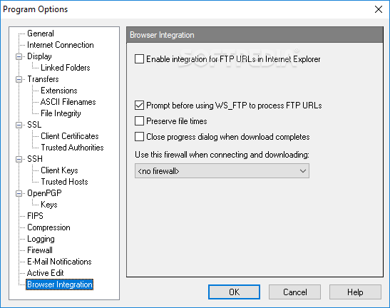 Ipswitch ws ftp 12