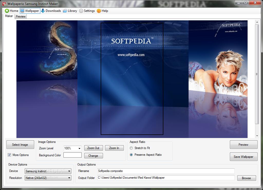 Download Wallpaperio Samsung Instinct Maker 3 00