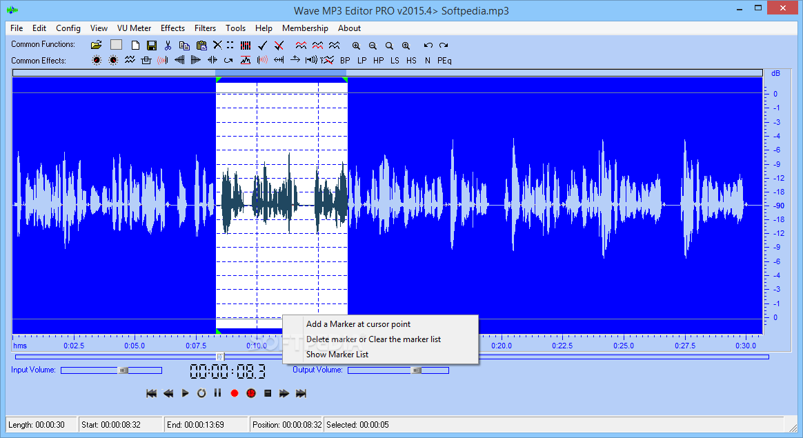 Download Wave MP3 Editor PRO 2018 1