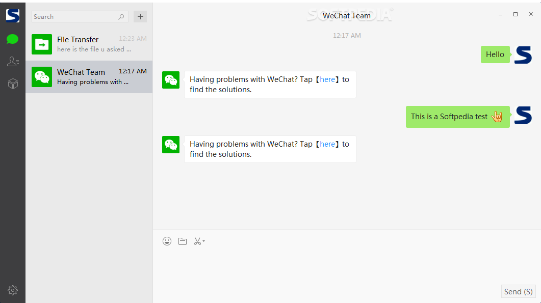 Wechat For Pc Windows 7 32-bit Download Free