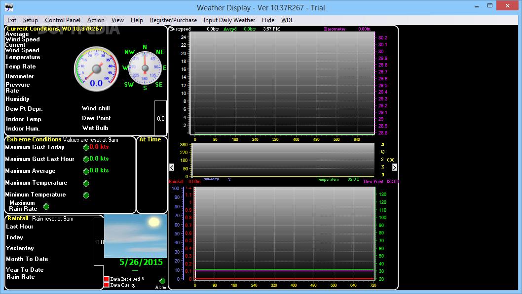 Download Weather Display 10 37s Build 82