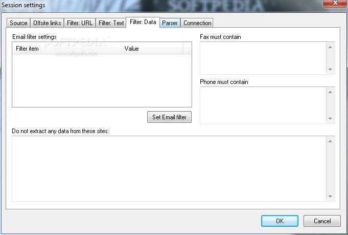 Download Web Data Extractor 8 3