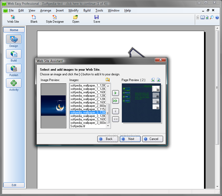 Download WebEasy Professional 7