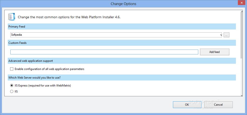 Download Microsoft Web Platform Installer 5 0