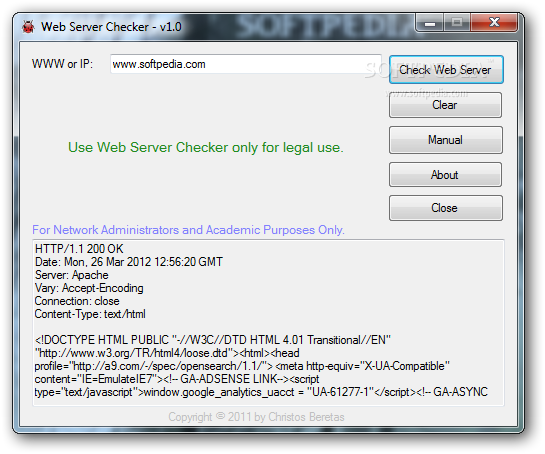 how to get rid of malware on web server