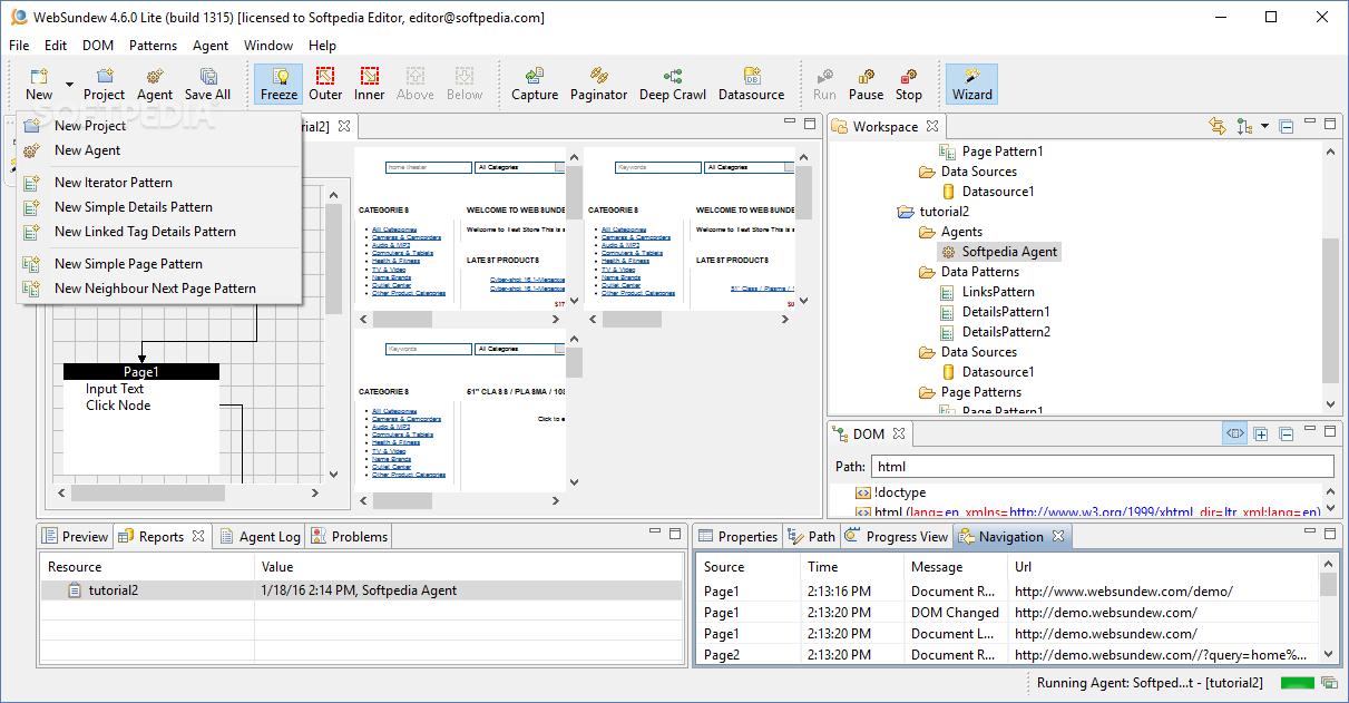 Download WebSundew Pro 4 7 1 Build 1318