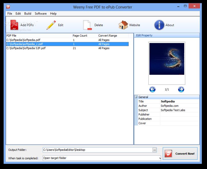 Epub File Converter To Pdf Free Download