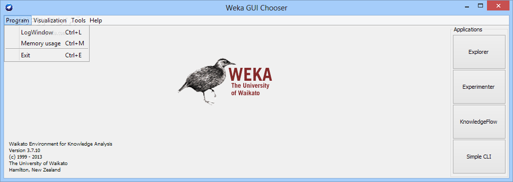 weka data mining gratuitement