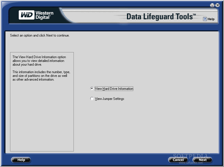 data lifeguard tools iso
